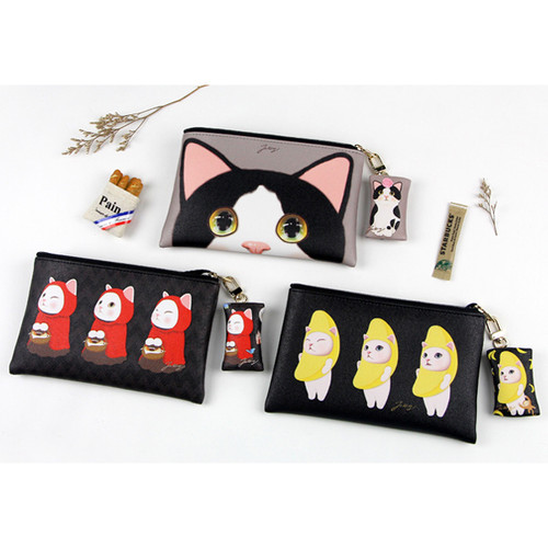 Choo Choo cat petit small shoulder bag