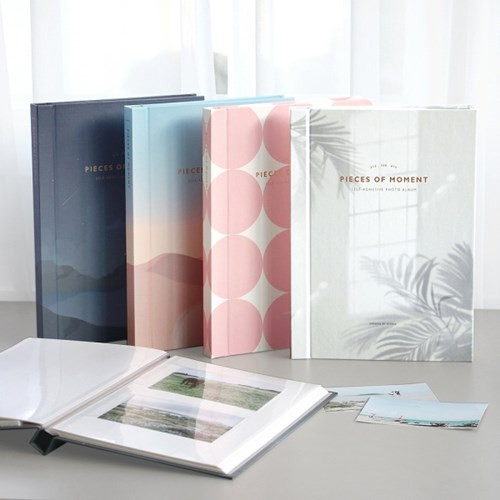 Pieces of moment self adhesive photo album ver2