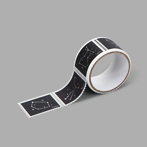 Dailylike Constellation deco single stamp masking tape