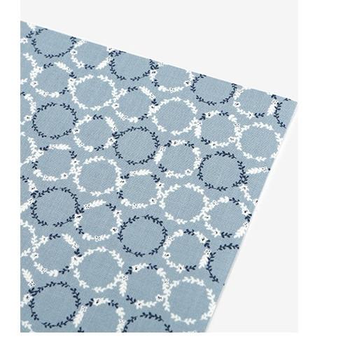 Dailylike Deco fabric sticker 1 sheet A4 size - Crown