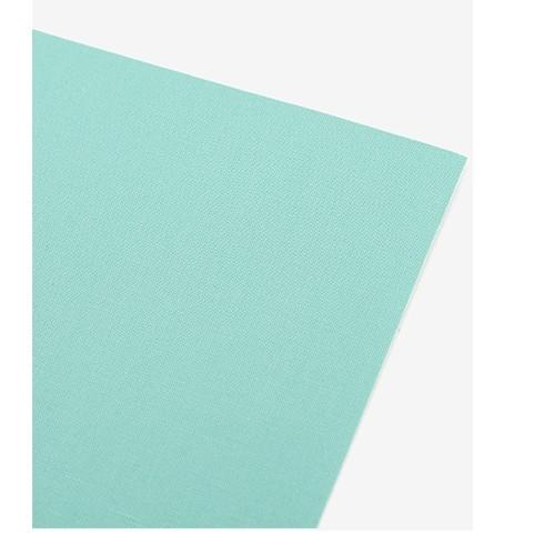 Dailylike Deco fabric sticker 1 sheet A4 size - Fresh mint