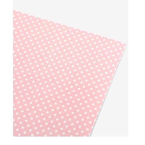Dailylike Deco fabric sticker 1 sheet A4 size - Mellow dot