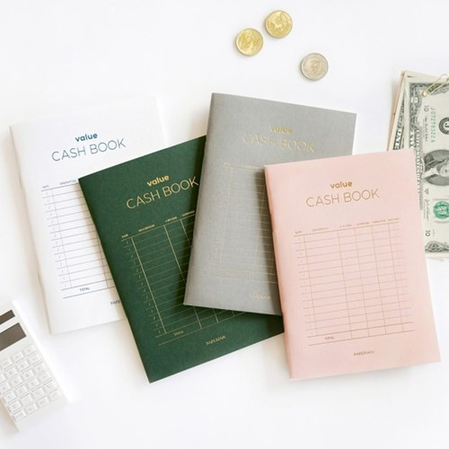 PAPERIAN Value simple cash book planner scheduler