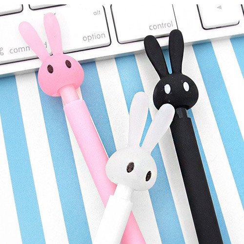 2Young Cutie rabbit 0.5mm retractable sharp mechanical pencil