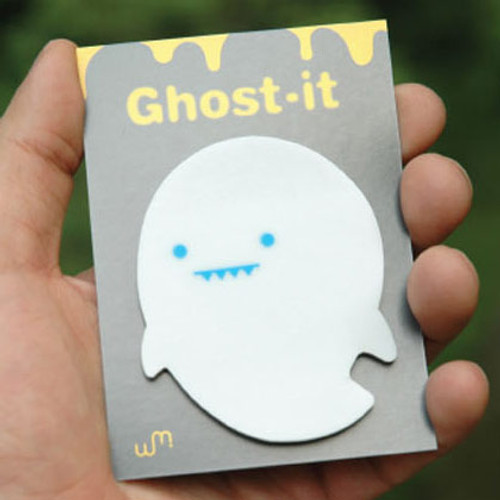 Ghost tracing memo-it