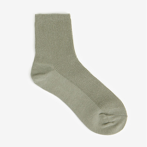 Dailylike Women easy daily socks - Khaki