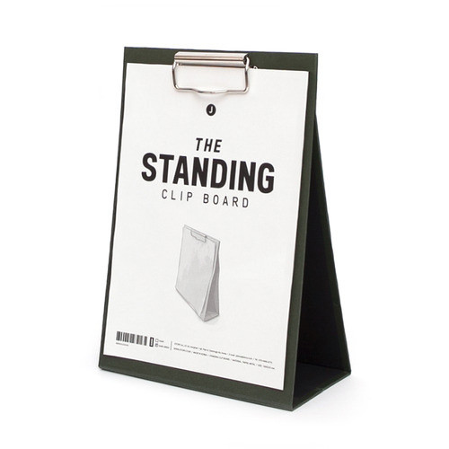 The standing medium clipboard