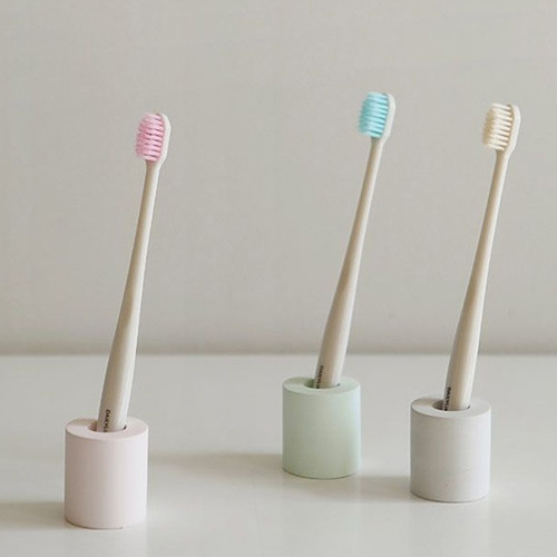 Dailylike Comfortable yours for life cheese me toothbrush