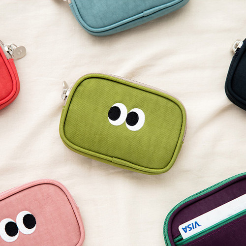 Livework Som Som stitching card case pouch wallet ver2