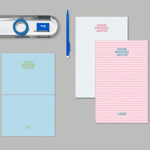 bookmark large notebook