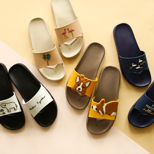 Dailylike Daily easy slide sandal