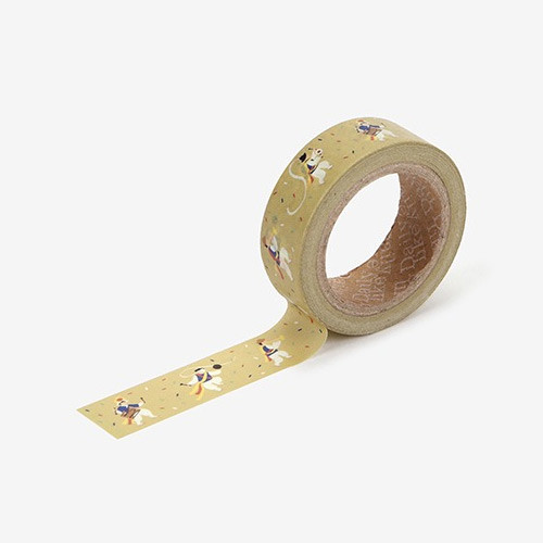 Play farmer single roll washi masking tape