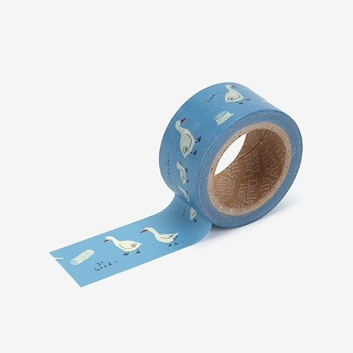 Dailylike Deco 25mm single roll masking tape - Duck