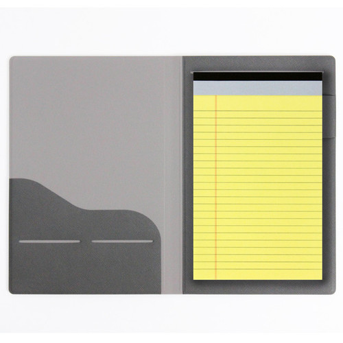 Fenice Premium PU business A5 size notepad holder organizer