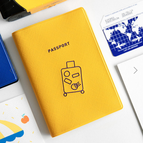 gyou All about travel passport case holder - carrier