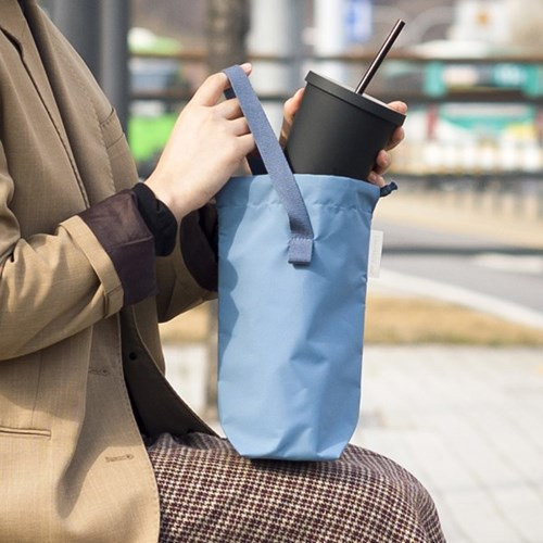 Byfulldesign Travelus air bag two way long pouch bag