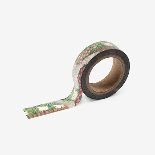 Dailylike Lamb single roll paper deco masking tape