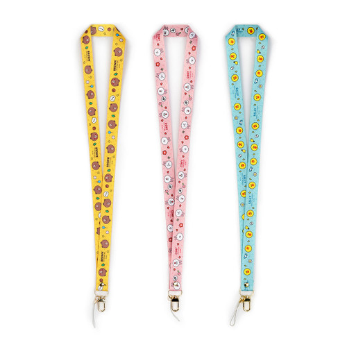 Monopoly Line friends basic neck strap
