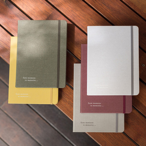 Byfulldesign 2020 Making memory A5 dated weekly planner
