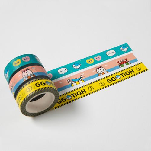 DESIGN IVY Ggo deung o paper masking tape