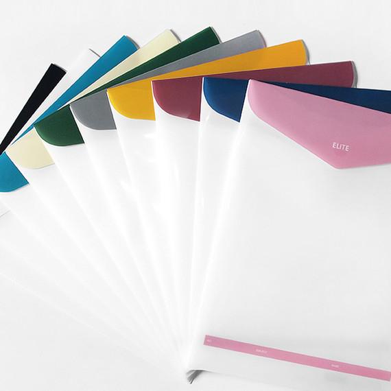2young Elite A4 file folder pouch set
