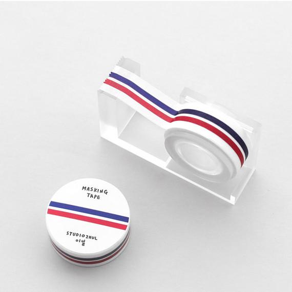 2NUL Line decorative paper masking tape