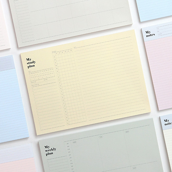 GMZ The memo big scheduler and grid notepad