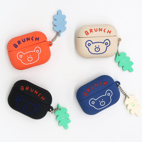 Brunch brother Airpods pro silicone case