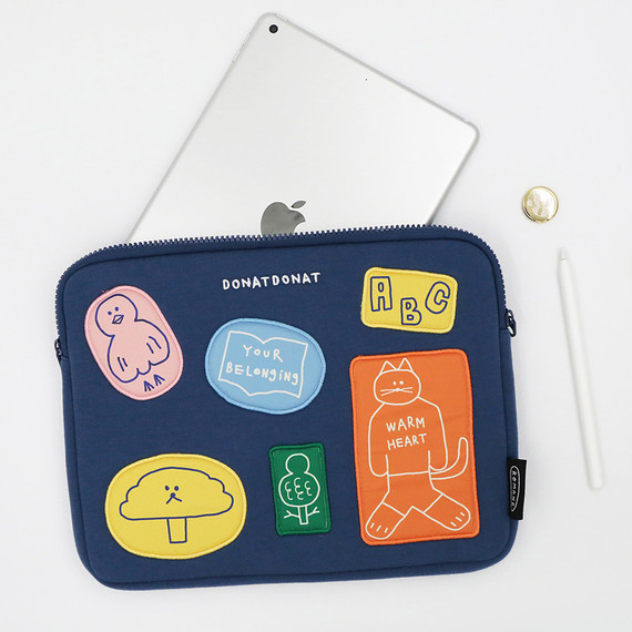 Donat Donat friends iPad tablet PC 11 inches sleeve case