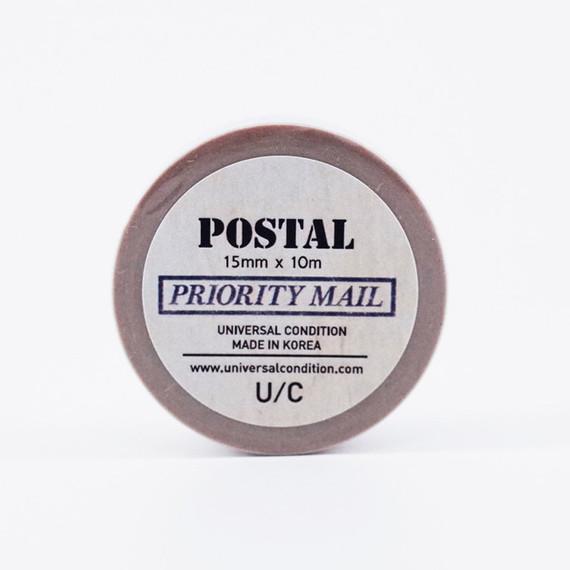 UNIVERSAL CONDITION Postal paper masking tape