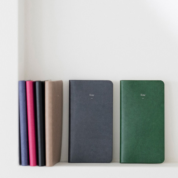 Byfulldesign Notable memory slim and handy lined notebook