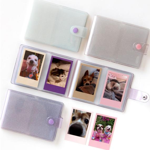 Moa Moa slip in pocket small photo name card album ver2