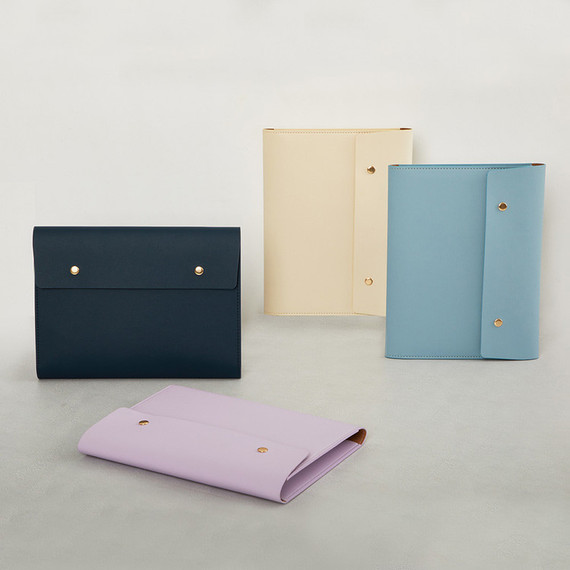Better Together Synthetic Leather File Folder