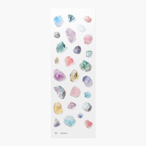 Appree Gemstone Nature Clear Sticker