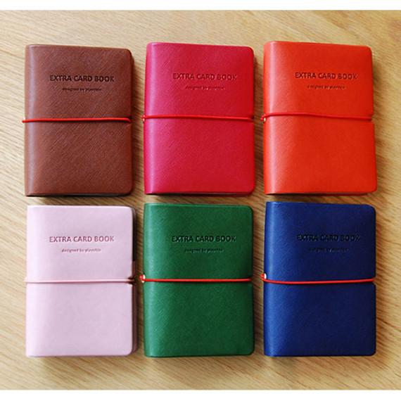 Extra 30 pocket card case holder
