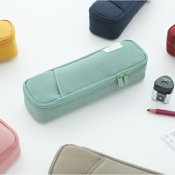 Livework A low hill basic standard pocket pencil pouch ver.2