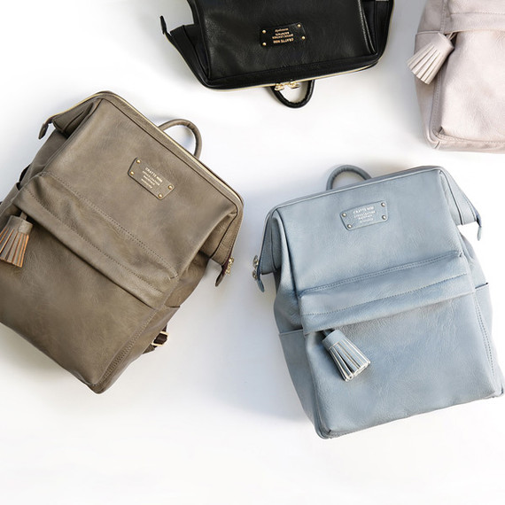 Monopoly Cratte mini leather backpack