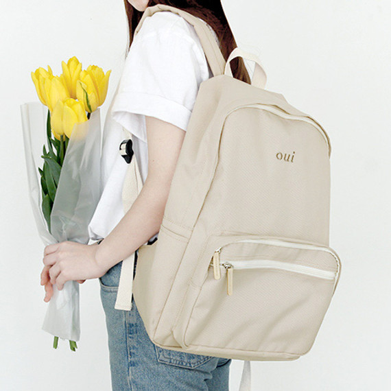 Around'D mais oui backpack