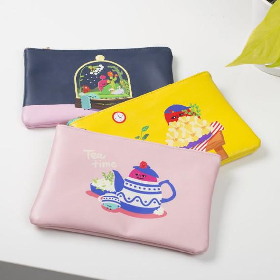 Everymonster daily zipper pouch