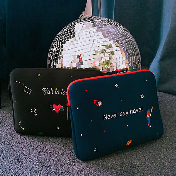 Day Day 13 inches laptop pouch case