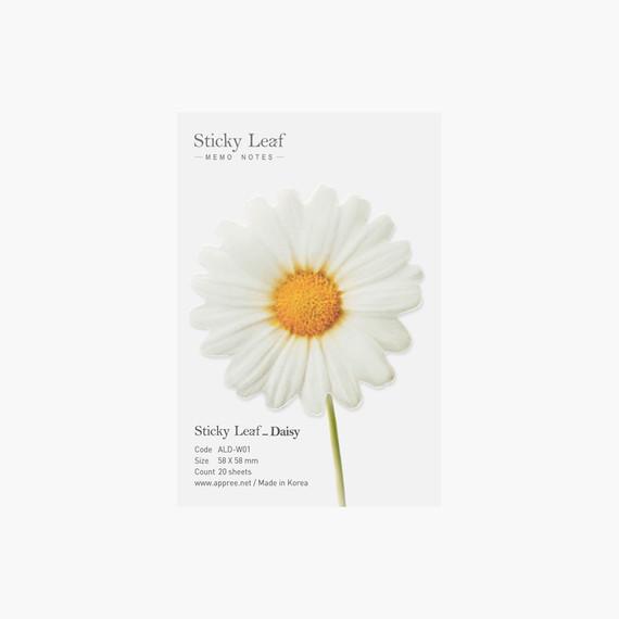 Daisy small sticky memo notes