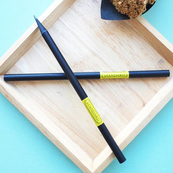Standard B black lead pencil set