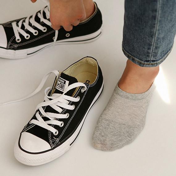 Dailylike Comfortable yours for life women no show socks set