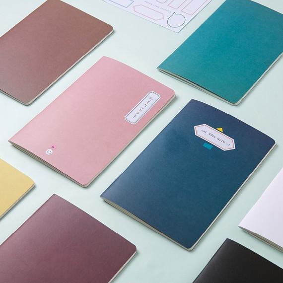 Ardium My DIY daily colorful notebook