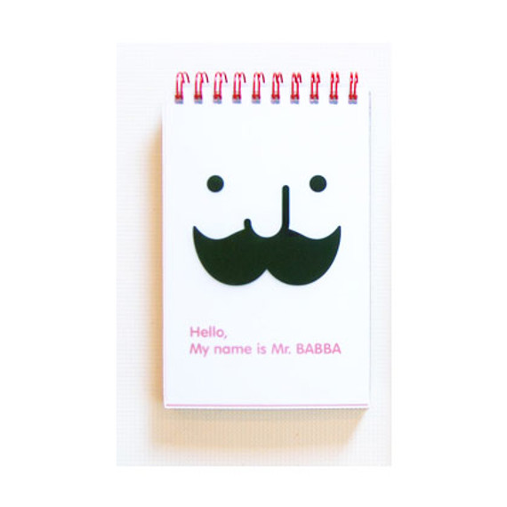 Mr.Babba ring note - Small