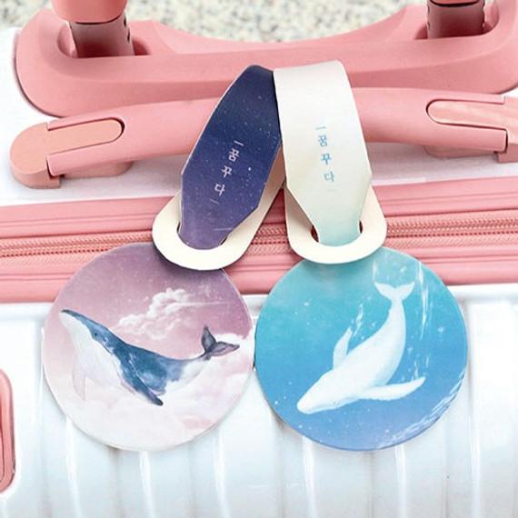 PLEPLE Dreaming travel luggage name tag