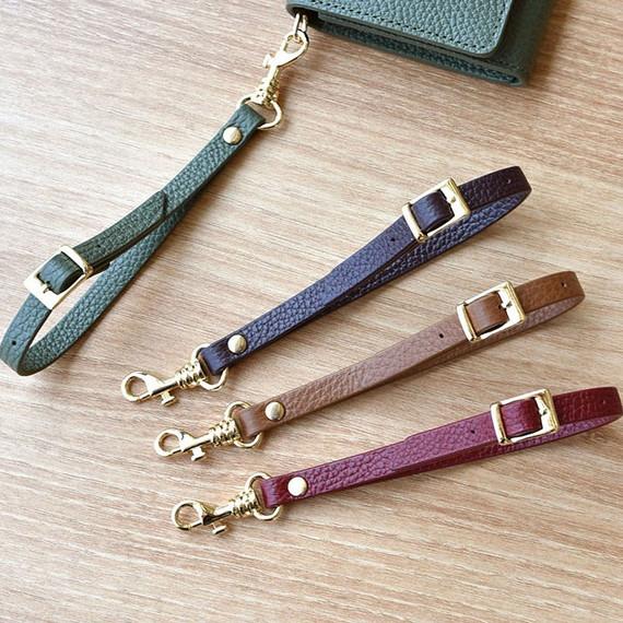 Allday genuine cowhide leather strap