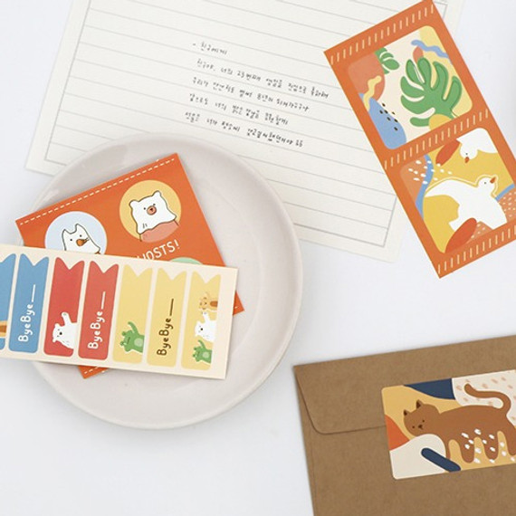 My rolly decoration sticker pack