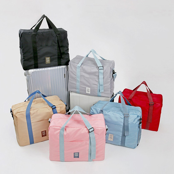 Monopoly Easy carry large travel foldable duffle bag
