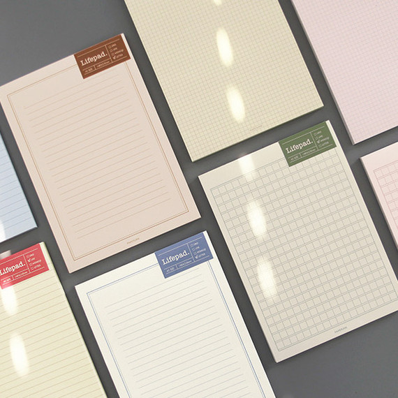 PAPERIAN Lifepad A5 size writing memo notepad